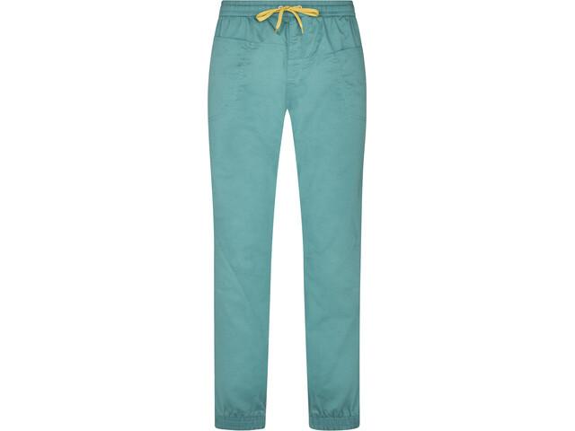La Sportiva Sandstone Spodnie Mężczyźni, zielony